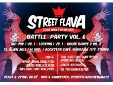 STREET FLAVA BATTLE A PARTY VOL.6
