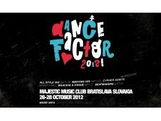 DANCE FACTOR 2012