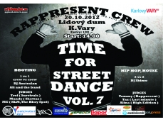Time for Street dance vol. 7