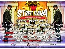 STREET FLAVA BATTLE A PARTY VOL.7