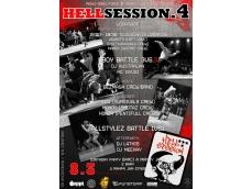 HellSeSSiON 4 - We keep it Underground!