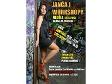 Janča J Workshopy