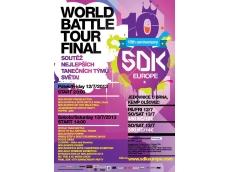 SDK WORLD DANCE TEAM BATTLE & SHOW / WORLD BATTLE TOUR FINAL