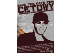 SAVE THE DATE FOR CETOWY