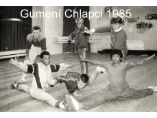 Gumen� Chlapci after 30 years street jam