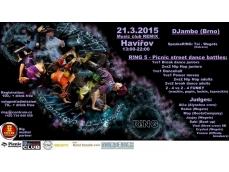 street dance life - R!NG 5 - Picnic street dance battle