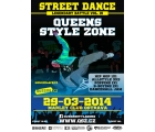 street dance life - QUEENS STYLE ZONE 15