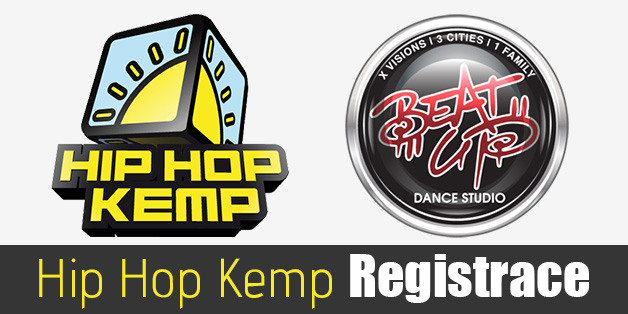 Hip Hop Kemp - registrace
