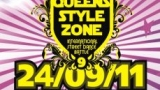 QUEENS STYLE ZONE 9 TRAILER